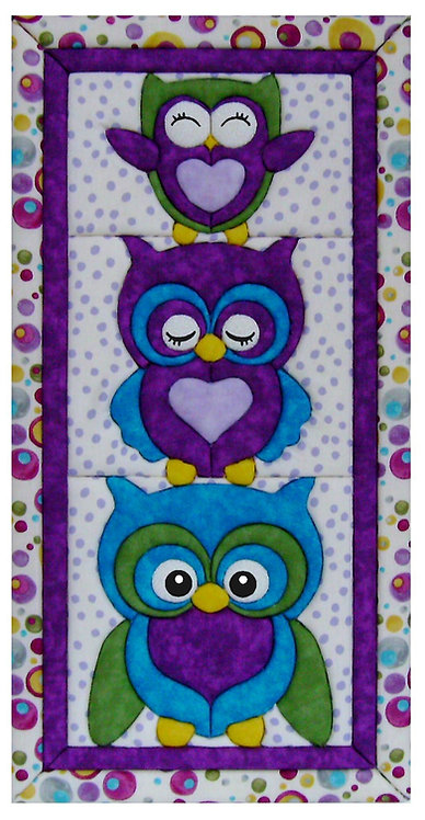 #500C-26 Stack of Owls