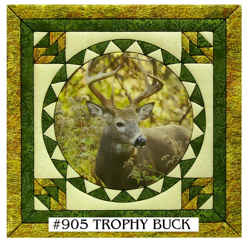 905 TROPHY BUCK