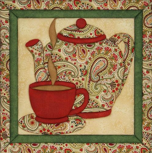 #868 Teapot