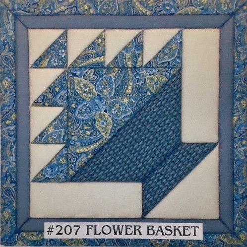 #207 Flower Basket