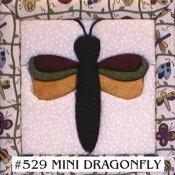 #529 Mini Dragonfly