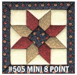 #505 Mini 8 Point