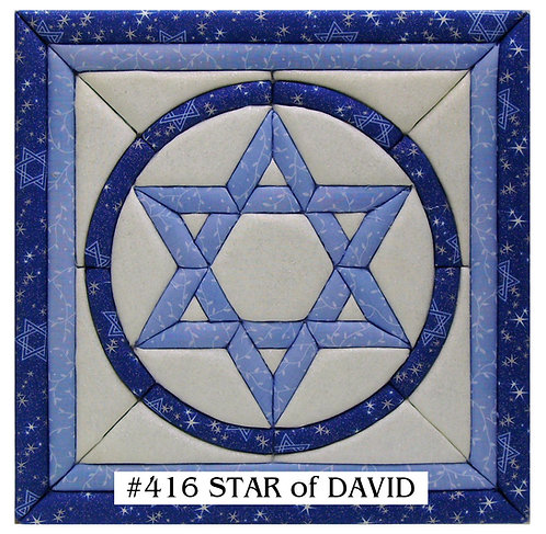 #416 Star of David