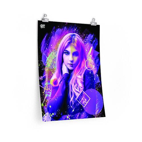 Cosmic Eyes Poster