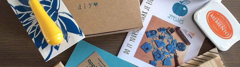 DIY-pakket: luxe editie