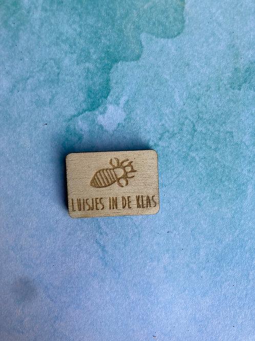 luizenstempel ( keuze uit luisjes of luizenalarm)