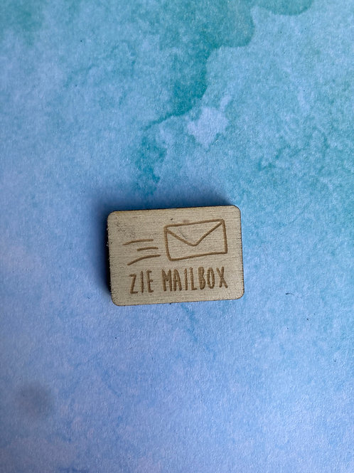 Brief - zie mailbox