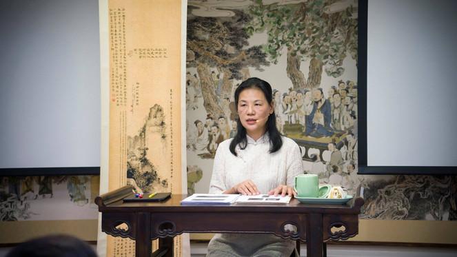 林蔚芳老師課程精彩內容節選