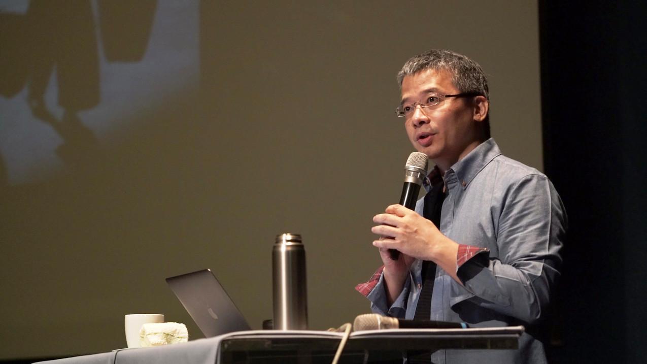 通泰傳媒賴麒宇總經理