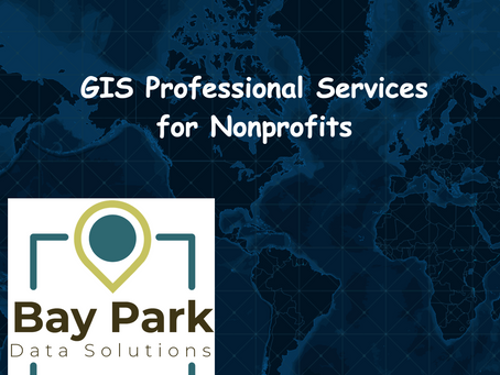 Bay Park approved to sell on the Esri Marketplace