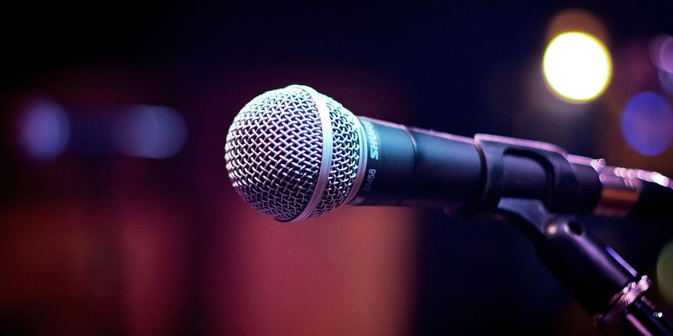 Noite de Microfone Aberto