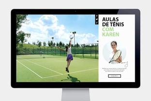 Site de Aulas de Tênis