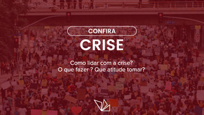 Como lidar com a crise?
