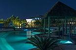 iluminação led piscinas Jardim