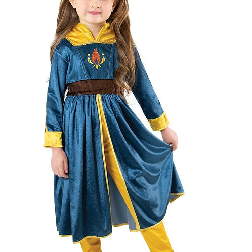 Deluxe Alpine Princess Washable Outfit