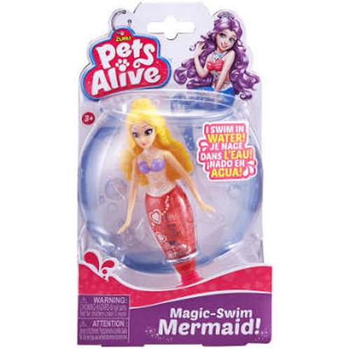 Pets Alive Magic Swim Mermaid