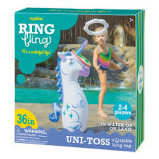 Inflatable Ring Fling