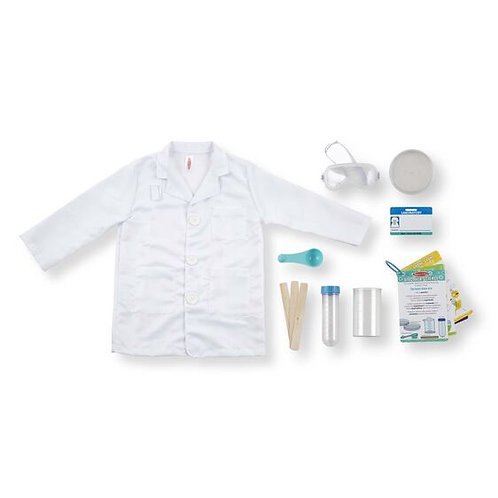 Melissa and Doug Scientist Role Play Set