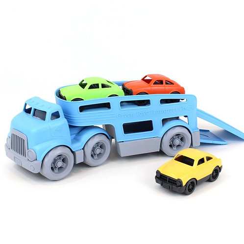 Green Toys: Car Carrier