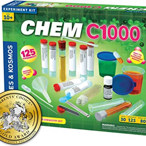 C1000 Chemistry Set