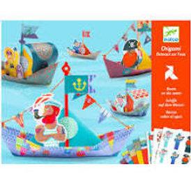 Djeco Origami Floating Boats