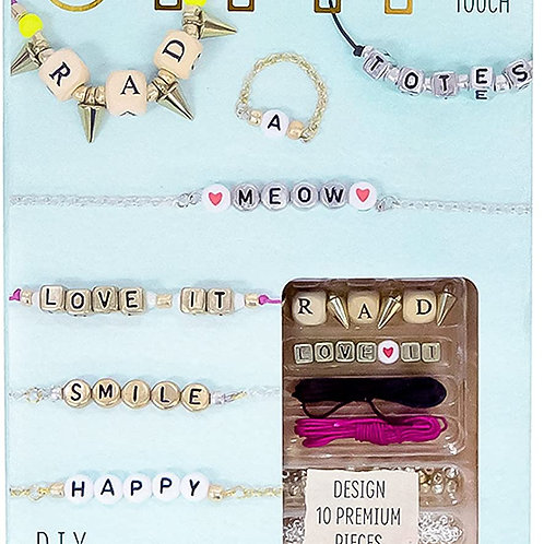 STMT Alphabet Jewelry kit