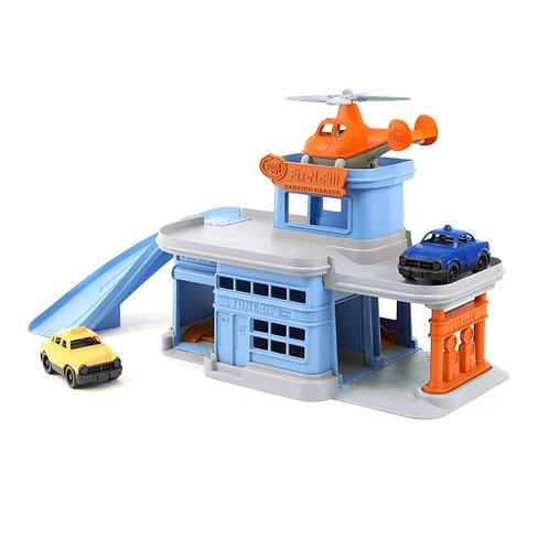 Green Toys: Parking Garage