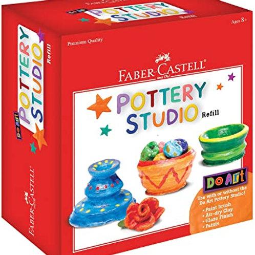 Pottery Studio Refill