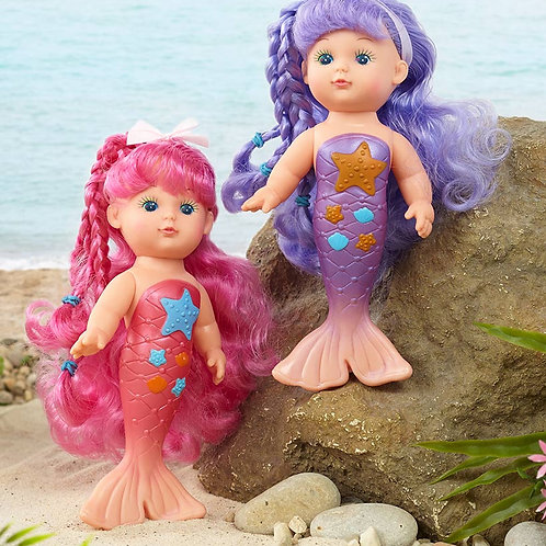 Magical Mermaid Water Toy