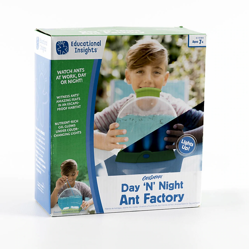 GeoSafari Day N' Night Ant Factory