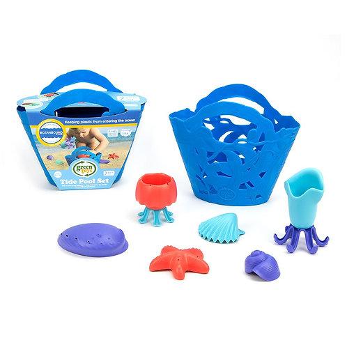 Green Toys: OceanBound Tide Pool Set