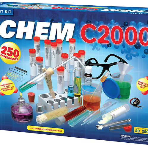 C2000 Chemistry Set