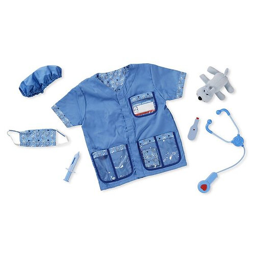 Melissa and Doug Veterinarian Costume