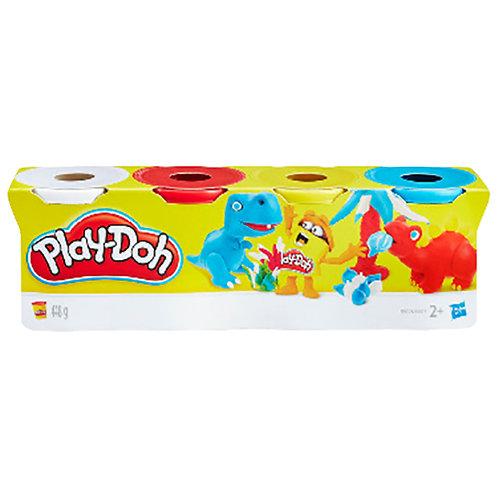 Play-Doh 4 packs