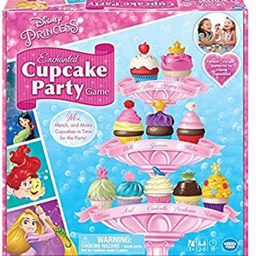 Enchanted Cupcake Party!