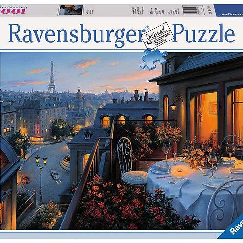 1000 piece Ravensburger Puzzles
