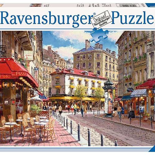 500 Piece Ravensburger Puzzles