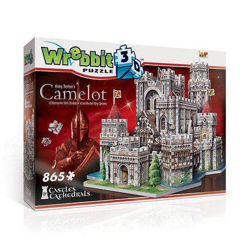 Wrebbit Classic 3-D Puzzles