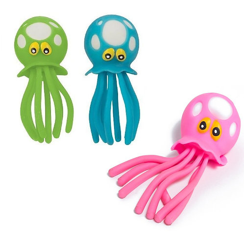 Floating Flashing Octopus
