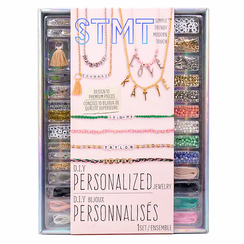 STMT Personalized Jewelry kit