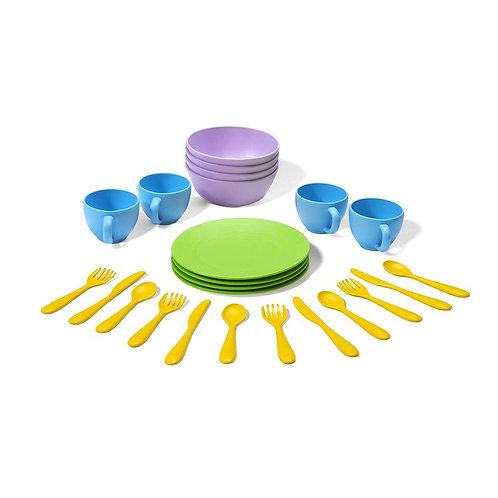 Green Toys: Dish Set