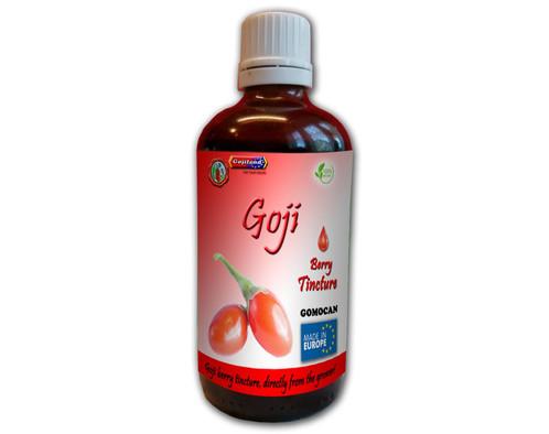 goji berries properties