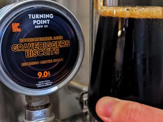 Gravedigger's Biscuits: Bourbon Barrel Aged