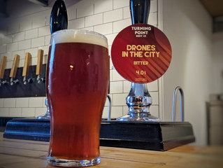 New Brew: Drones in The City
