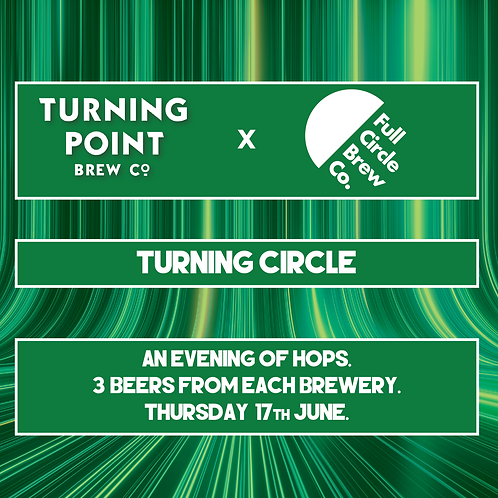 Hop 6 Pack // Turning Point + Full Circle