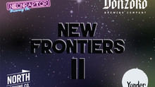 New Frontiers II is here!