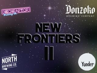 New Frontiers II is here!