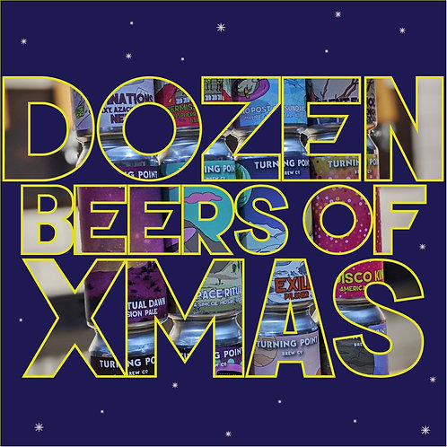 Dozen Beers of Xmas Box