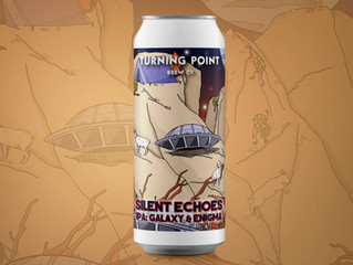 New Beer: Silent Echoes