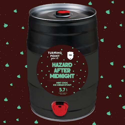Hazard After Midnight 5L Mini-keg